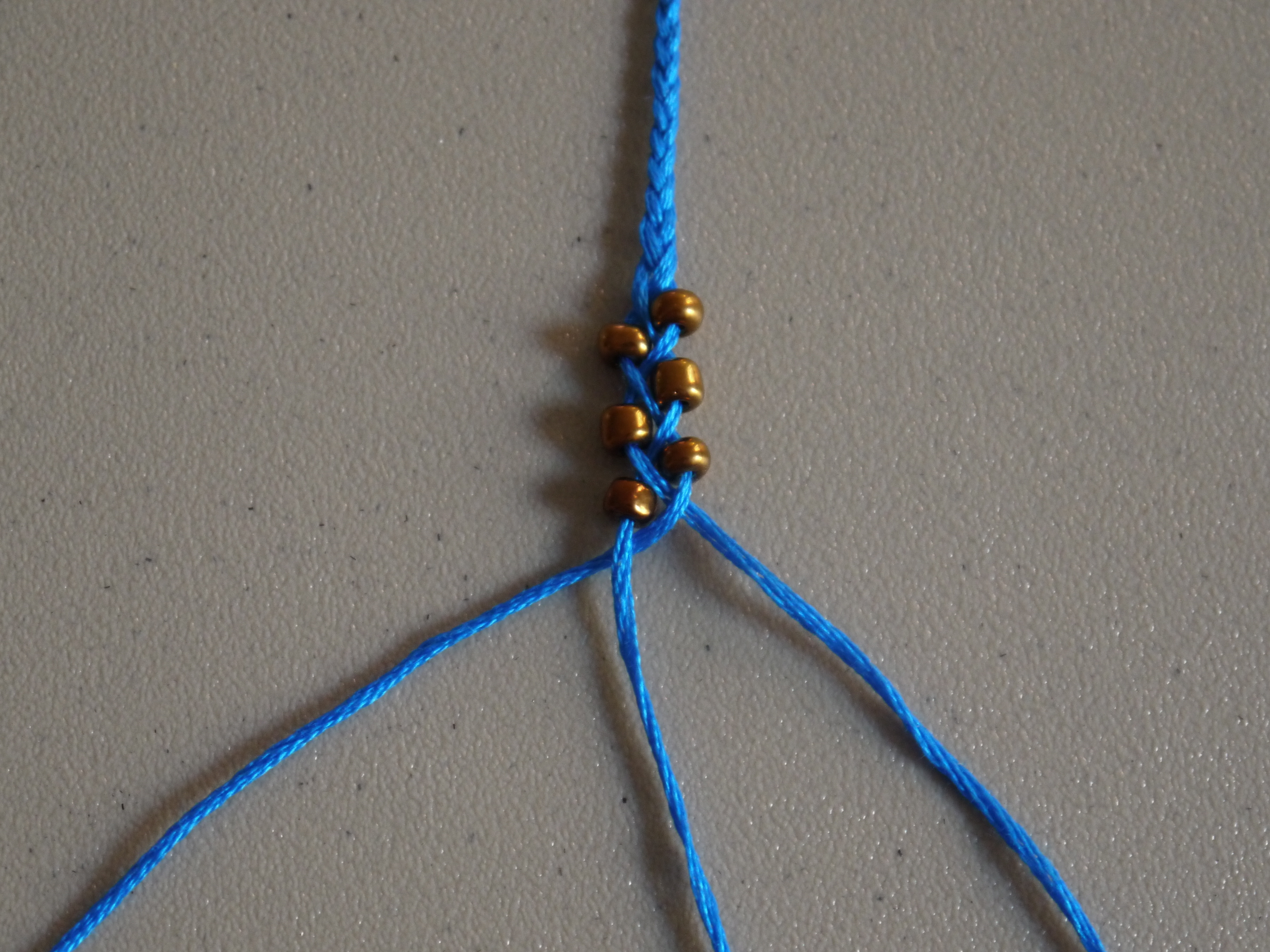 diy neon braided bead bracelets – pumps & iron